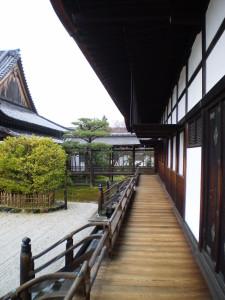 仁和寺黒書院