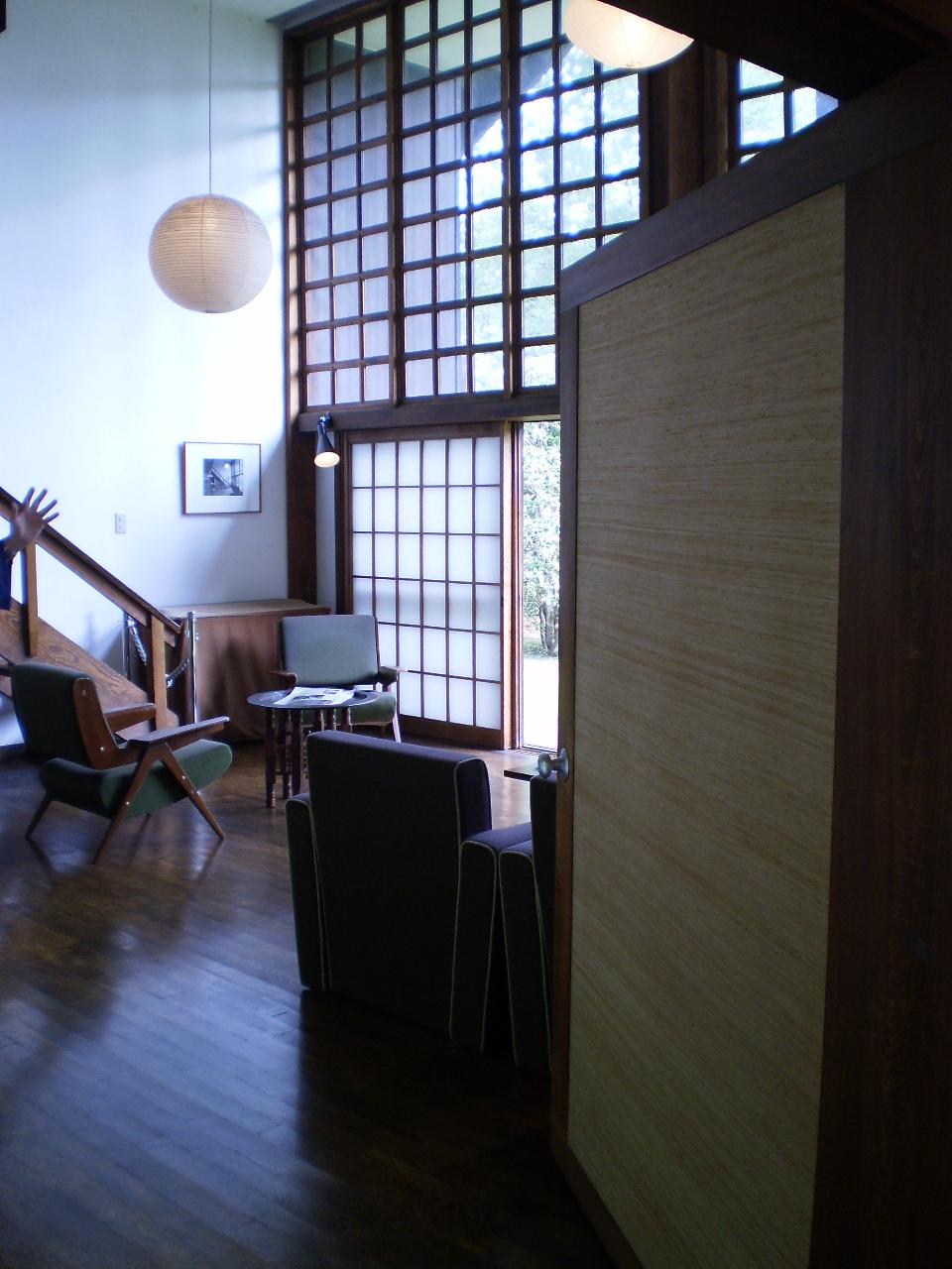 前田國男邸