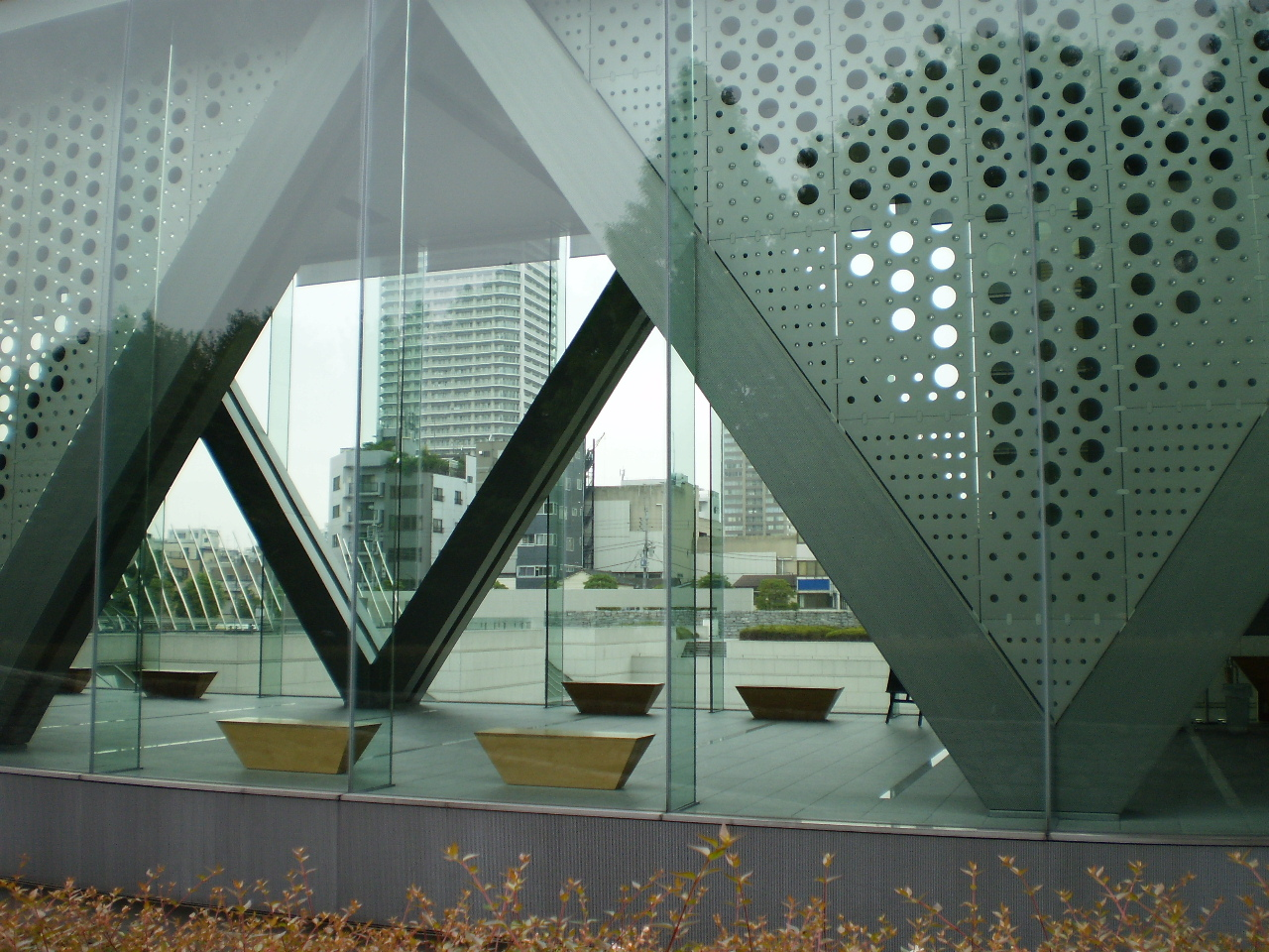 Museum contemporary Tokyo Art